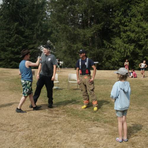 Camp Goodtimes 2018 Waterfight