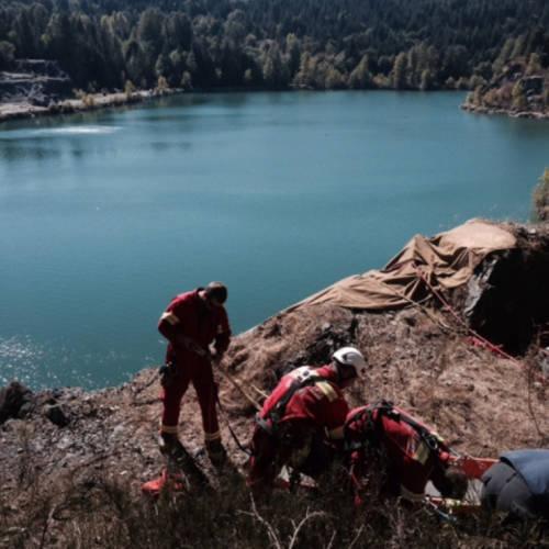 Rope Rescue Quarry