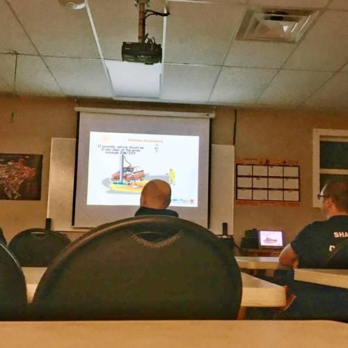 Annual BC Hydro Class Training