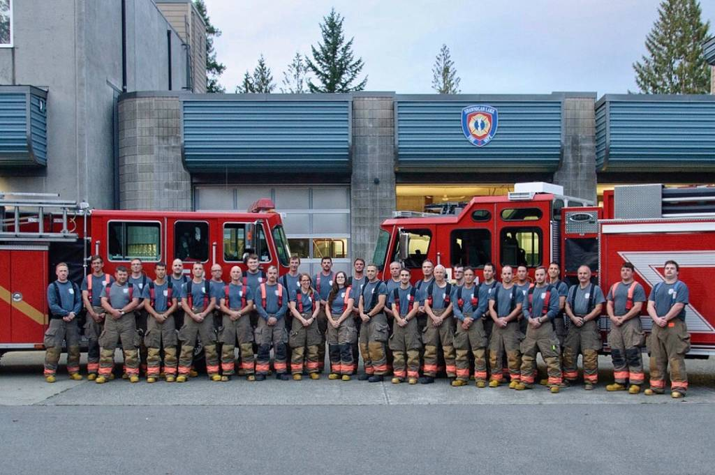 2019 Shawnigan Lake Fire Department Members