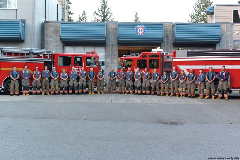 Shawnigan Lake Fire Department Member Photo 2021